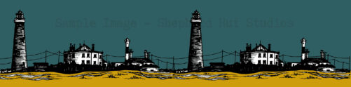 Drama 8 Dungeness Lighthouses CD15 CD13