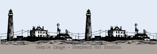 Drama 8 Dungeness Lighthouses N1 N2